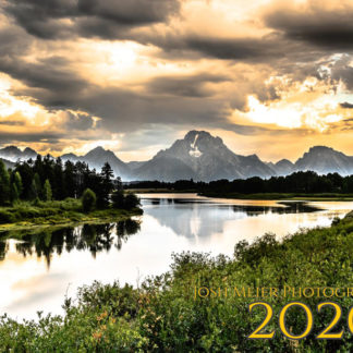 2020 Josh Meier Photography Calendar